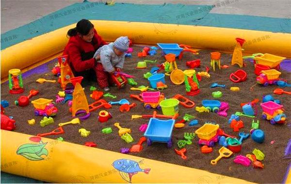 儿童水上乐园设备_儿童沙滩池(摸鱼池)-河南沃金游乐设备有限公司【官网】