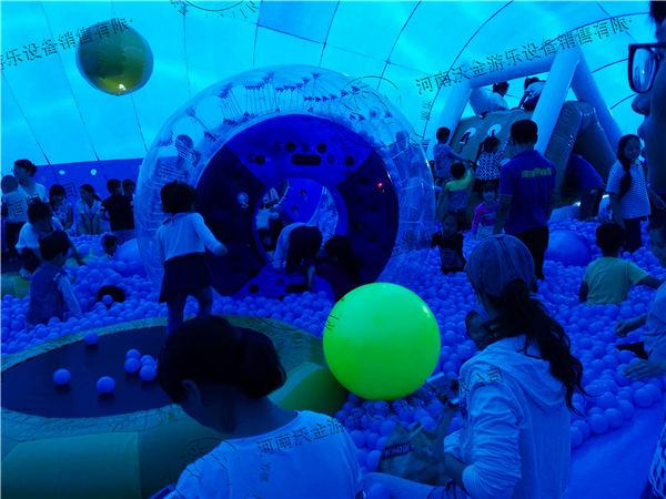 鲸鱼岛乐园鲸鱼岛嘉年华风靡全球