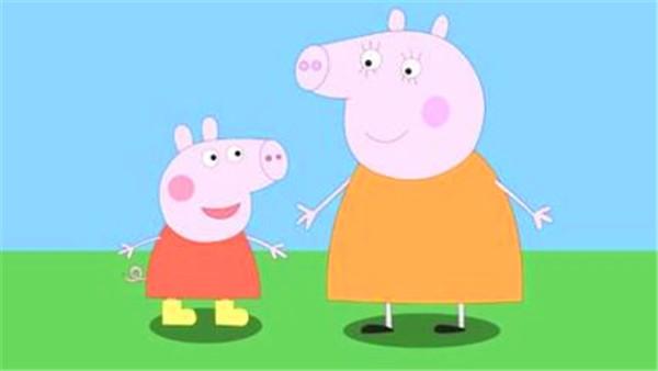 小猪佩奇图像